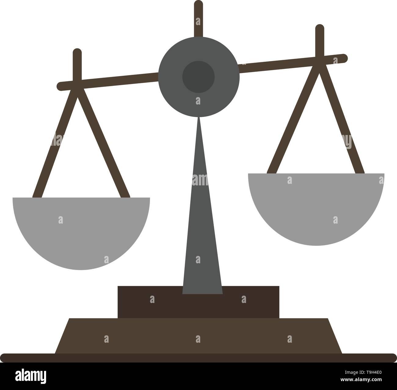 balance court judge justice