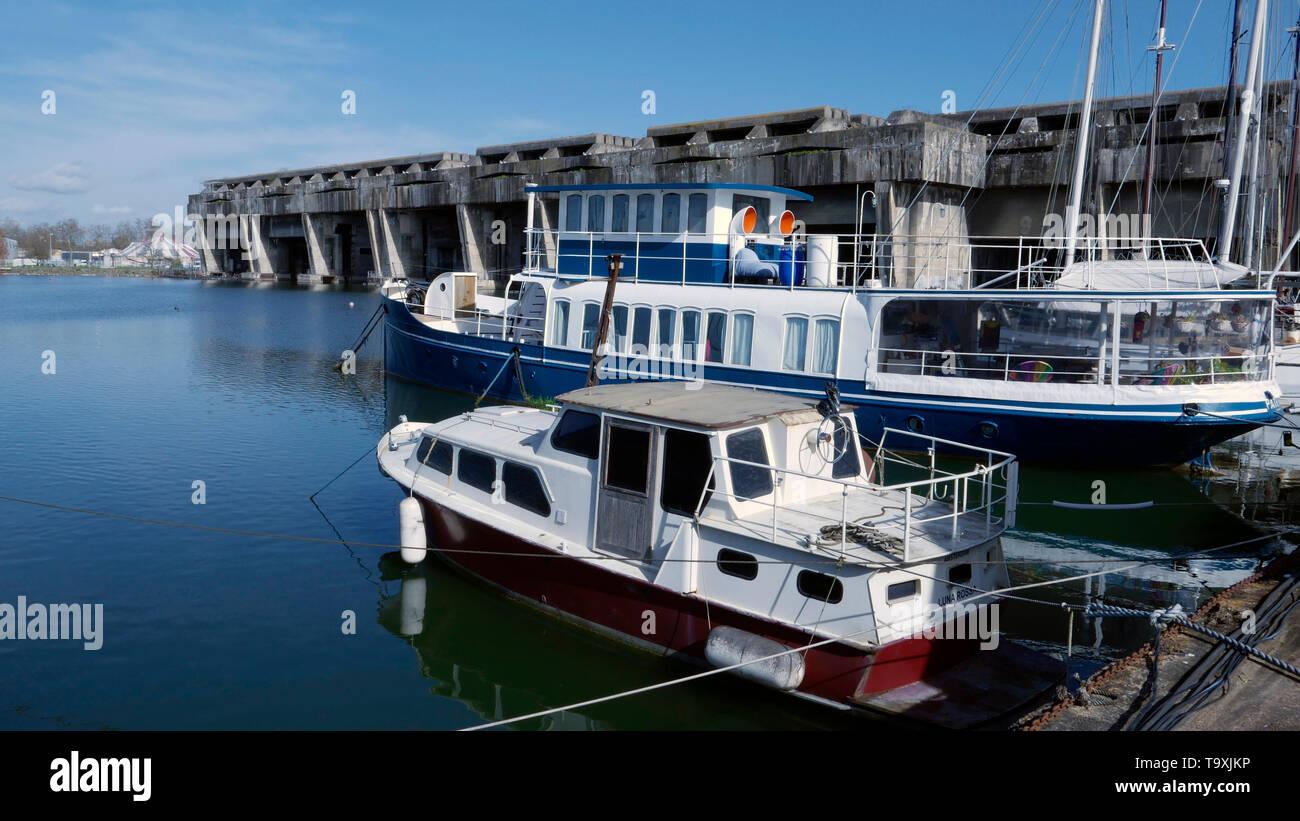hight resolution of ajaxnetphoto 2019 bordeaux france u boat pens remains of