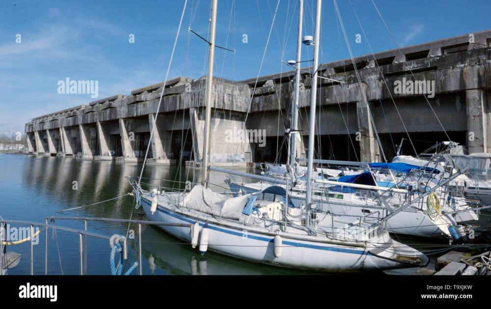 medium resolution of ajaxnetphoto 2019 bordeaux france u boat pens remains of