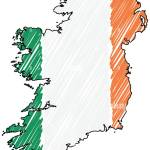 Map Ireland Drawing High Resolution Stock Photography And Images Alamy