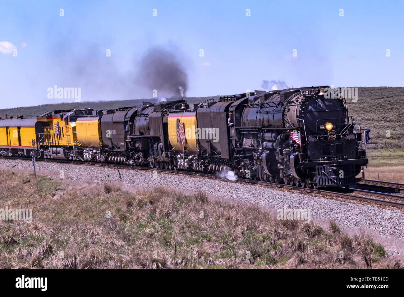big boy train stock