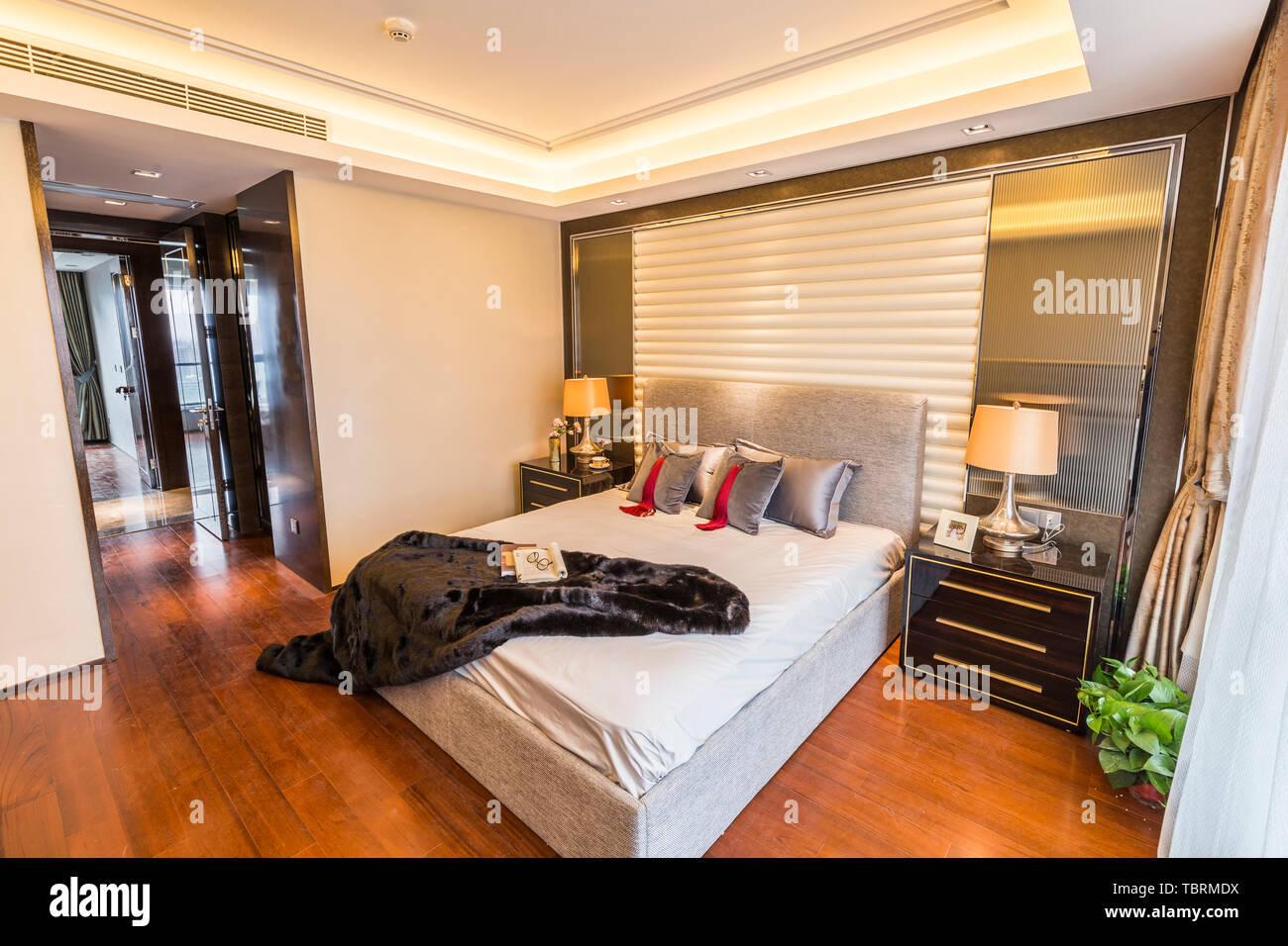 Model Room Interior Interior Design Living Room High Definition Diagram Stock Photo Alamy