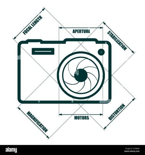 small resolution of photo camera icon stock image