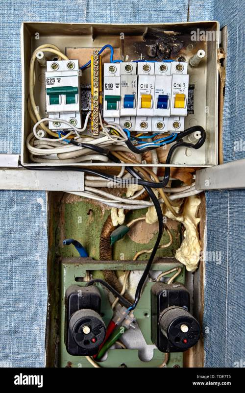 small resolution of burnt fuse box fuses and circuit breakers are safety devices had built into electrical system