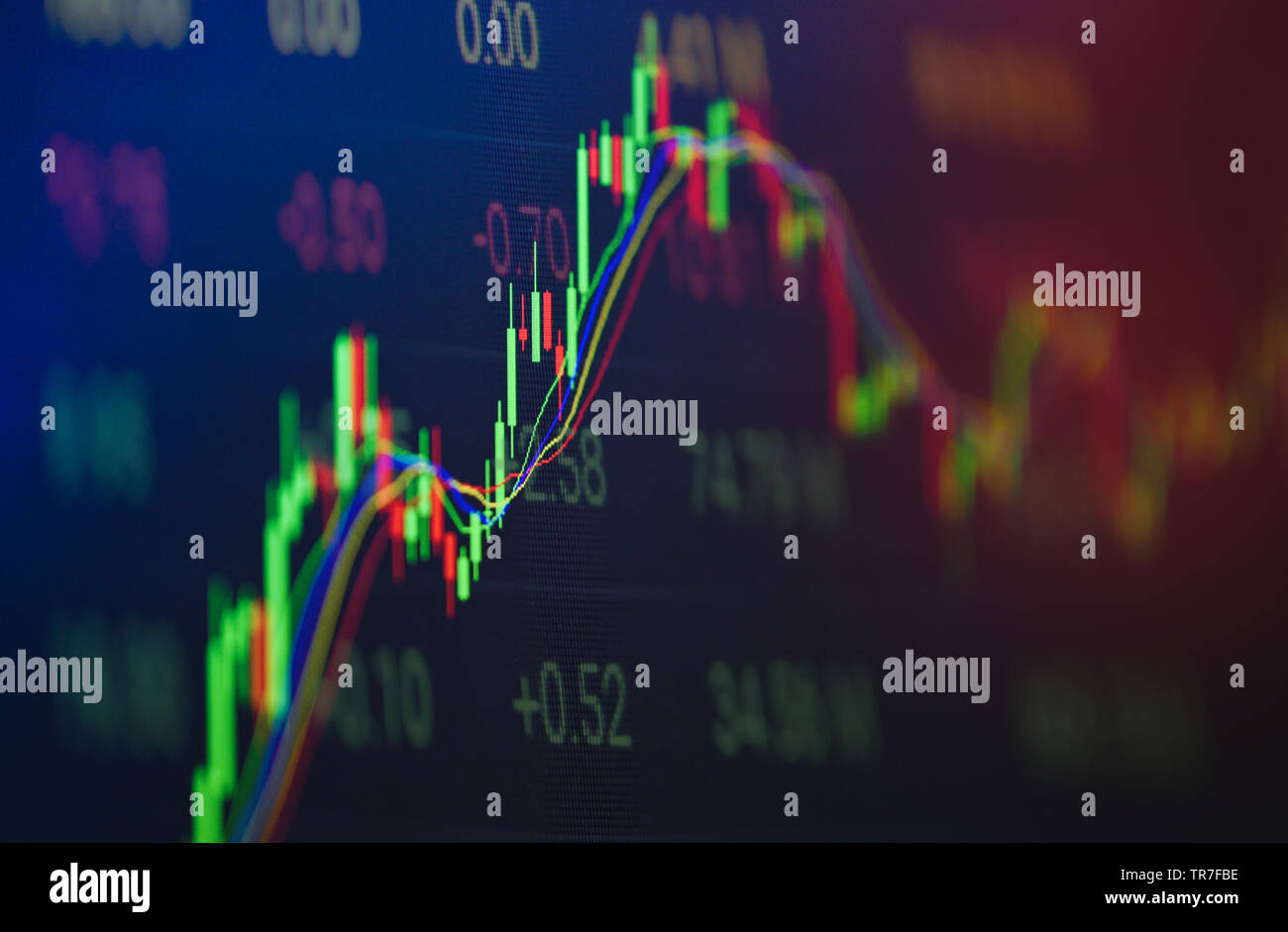 stock exchange market or