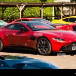 Aston Martin Db10 In The Paddock At Goodwood Stock Photo Alamy