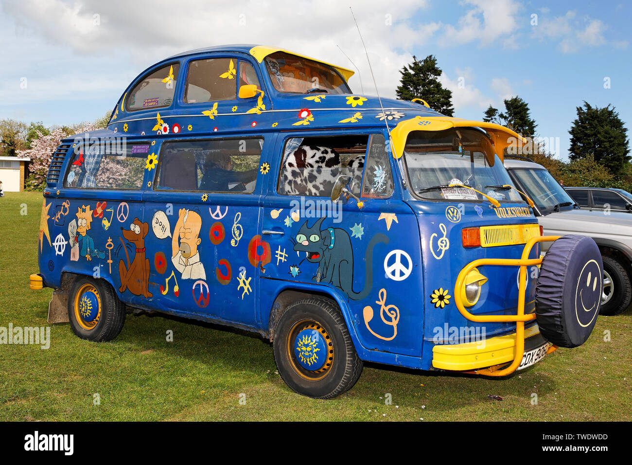 old vw bus known