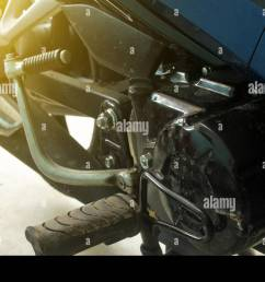 motorcycle engine not cleaned 4 stroke motorcycle engine system stock image [ 1300 x 960 Pixel ]