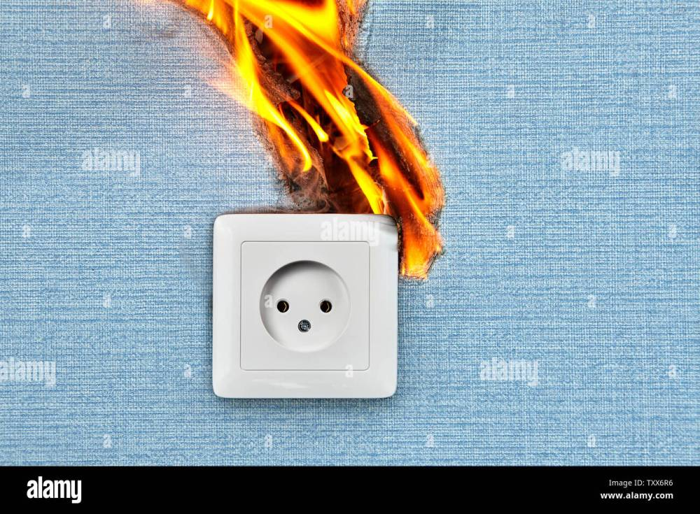 medium resolution of bad electrical wiring blames in case of fire electric outlet faulty wiring causes fires