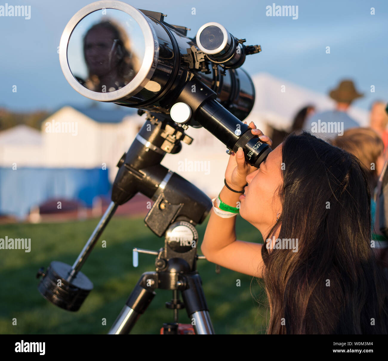 Solar Eclipse Africa Stock Photos Amp Solar Eclipse Africa Stock Images