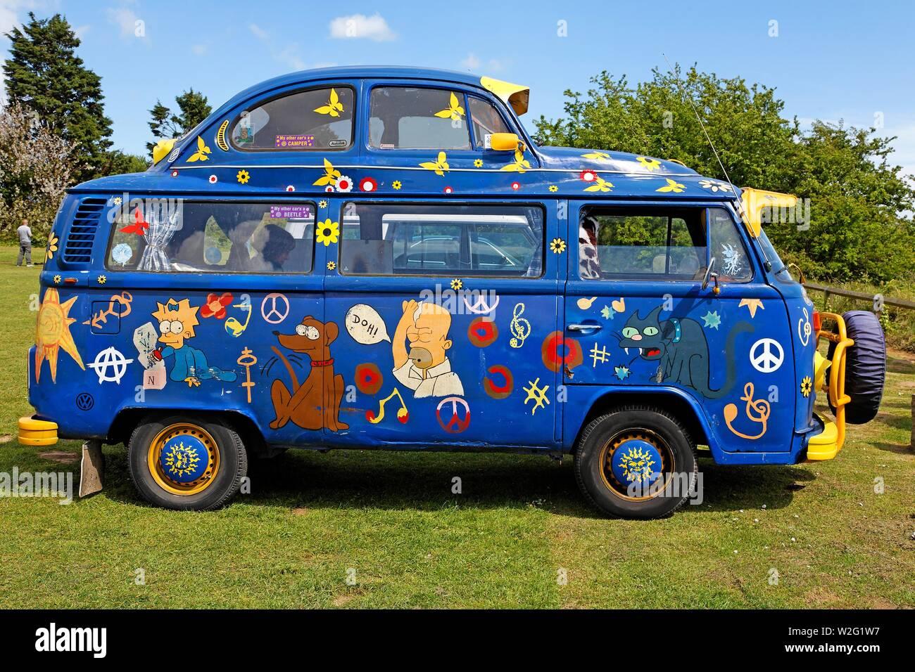 old vw bus vw