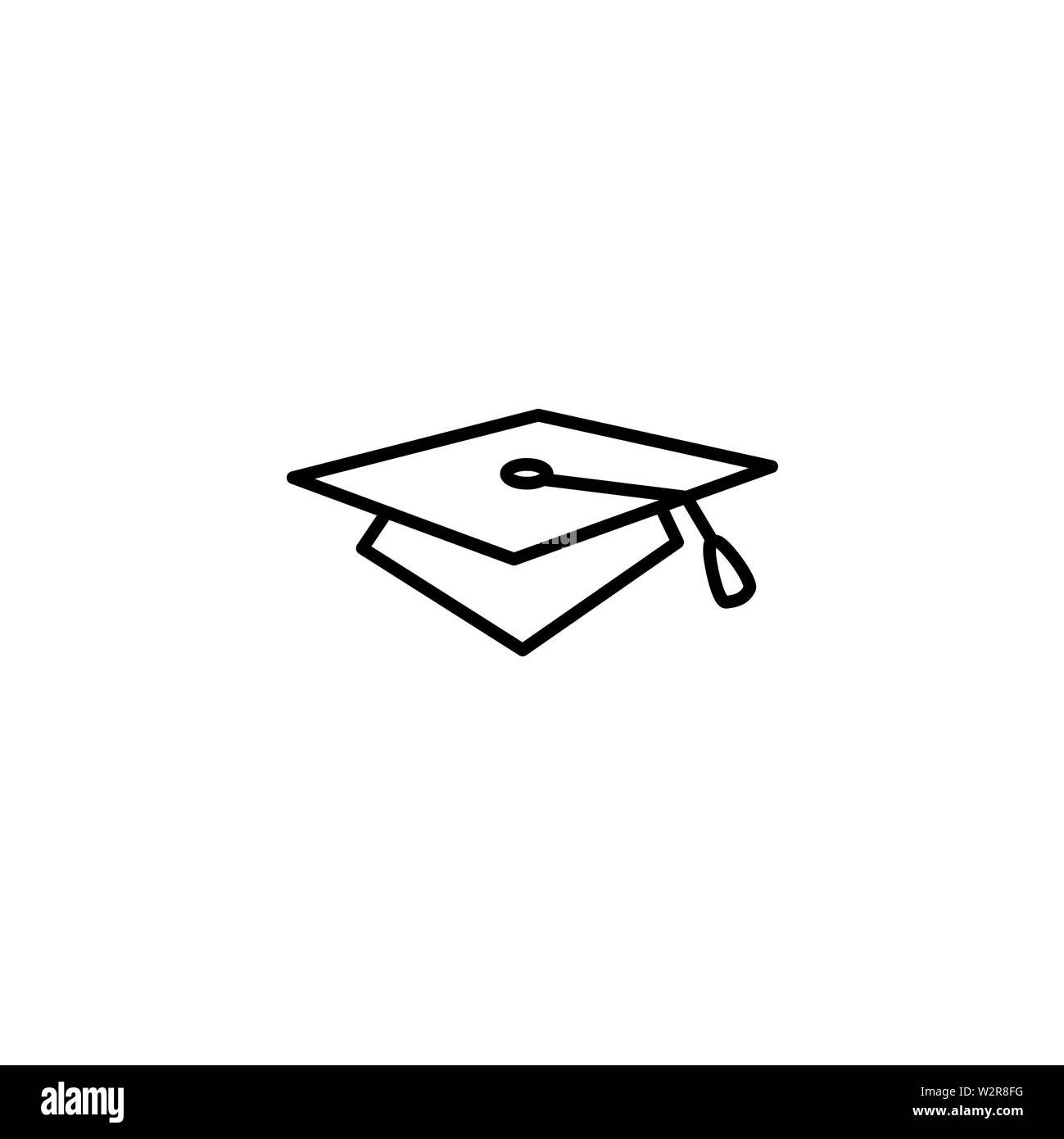 graduation hat stock photos