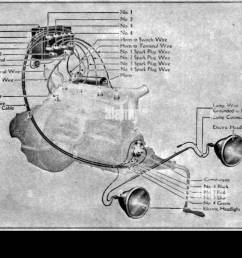ford model t 1919 d023 ignition system [ 1300 x 850 Pixel ]