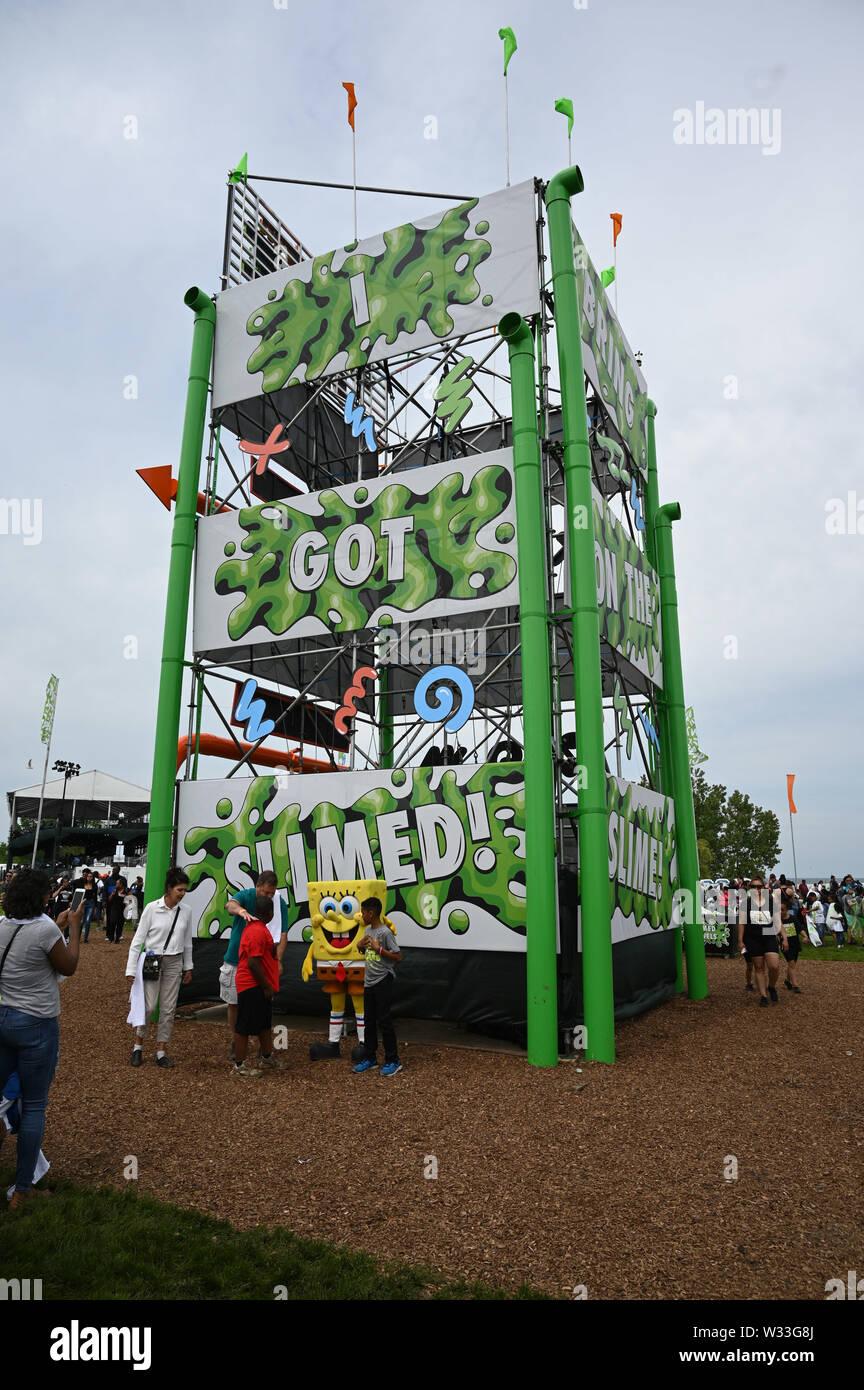 Nickelodeon Slimefest 2019 Chicago : nickelodeon, slimefest, chicago, Nickelodeon, SlimeFest, Huntington, Pavilion, Northerly, Island, Chicago,, Featuring:, Atmosphere, Where:, Chciago,, Illinois,, United, States, When:, Credit:, Bielawski/WENN.com