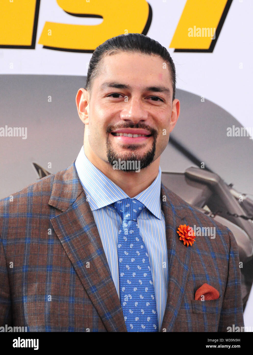 roman reigns stock photos
