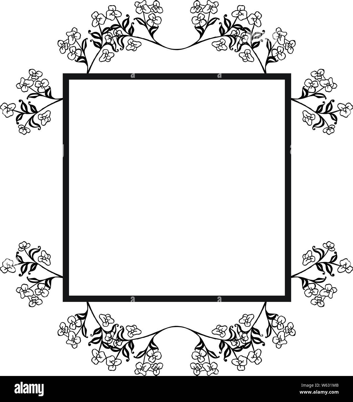 black and white invitation background