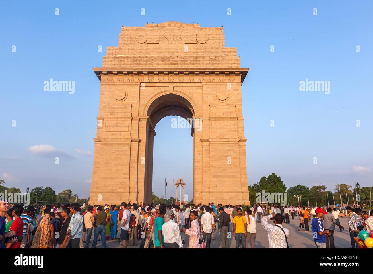 Delhi India Gate Quotes