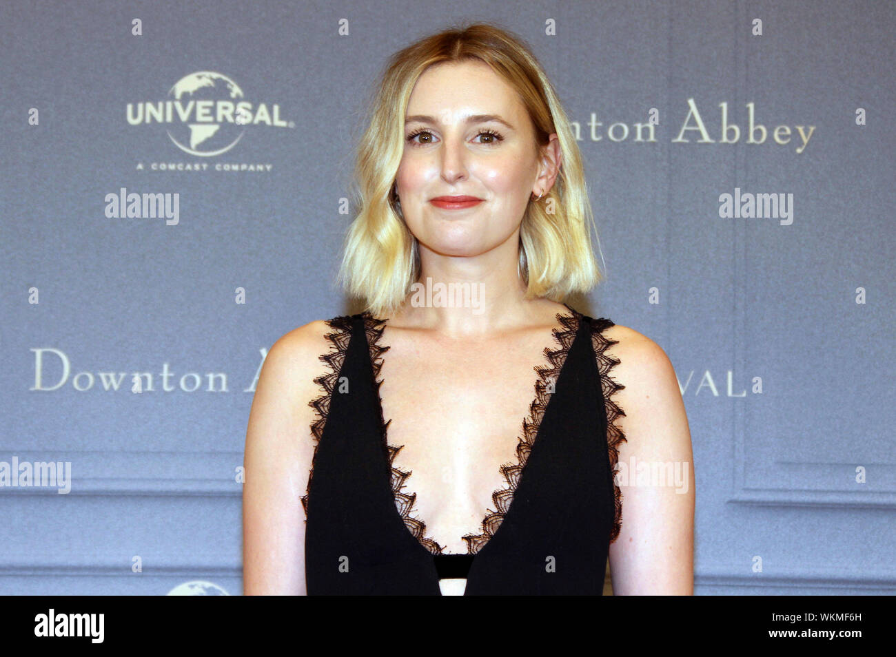 Hamburg Germany 04th Sep 2019 Laura Carmichael During
