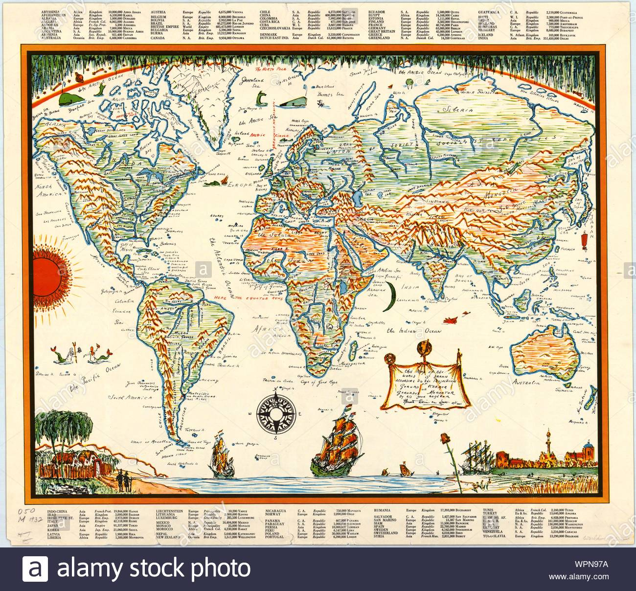https www alamy com digital old world map printable download vintage world map printable map large world map high resolution world map poster image272146206 html