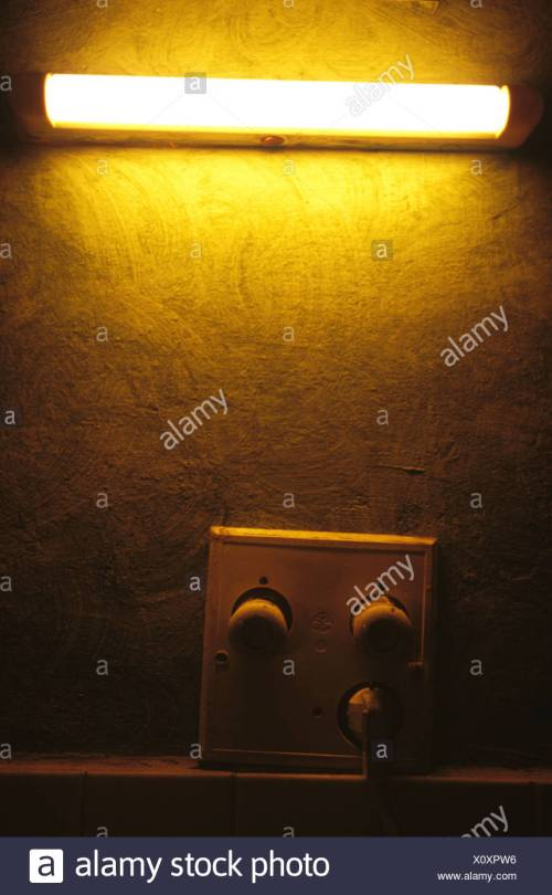 small resolution of burning lamp hangs over the old fuse box