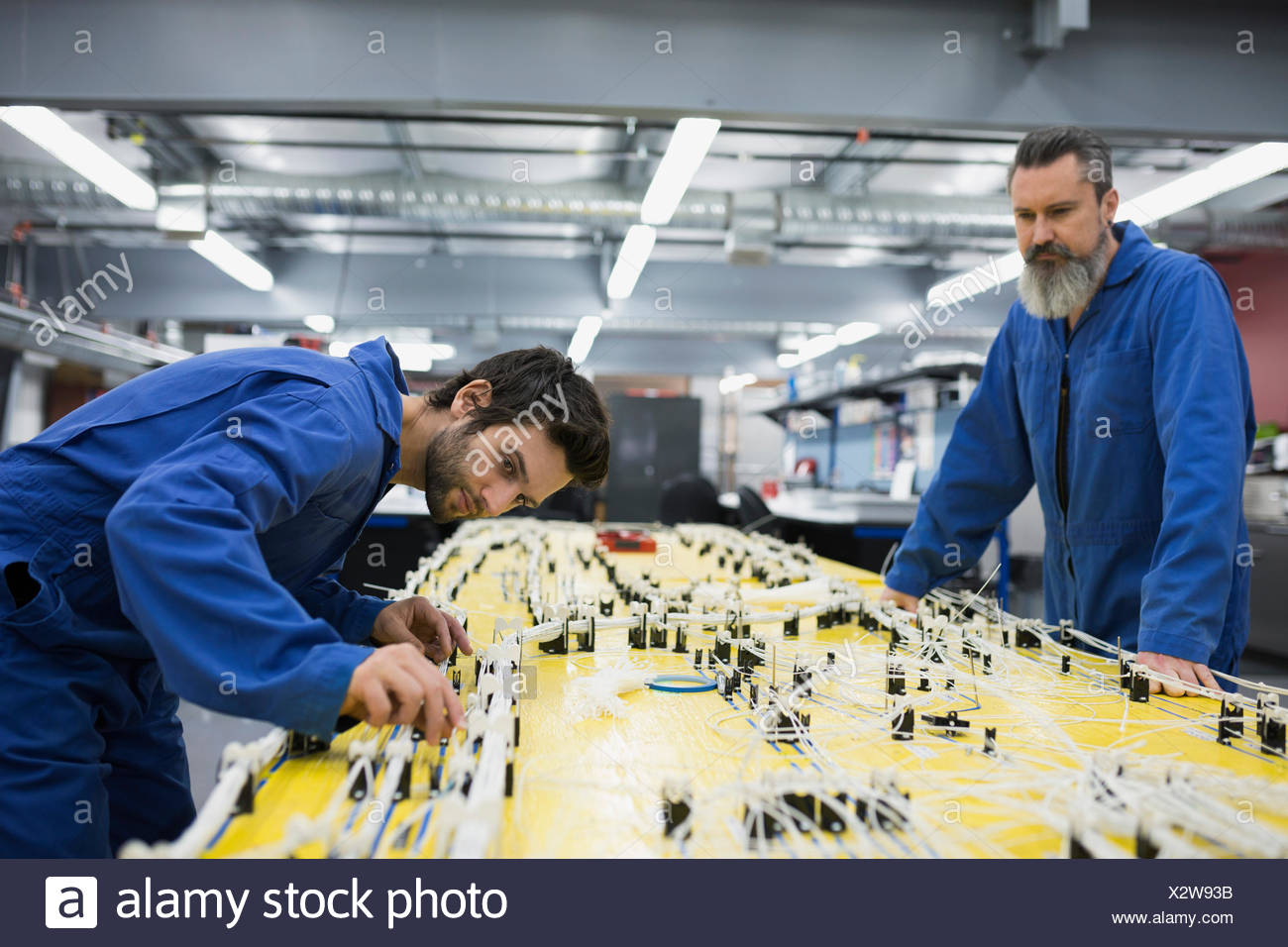 hight resolution of wiring harness stock photos wiring harness stock images alamy wiring harness factory wiring harness factory