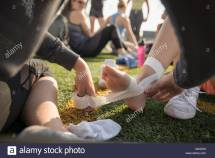 Girls Foot Stock & - Alamy