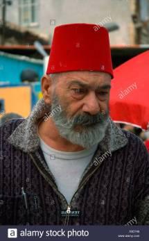 Turkey Man Hat - Year of Clean Water