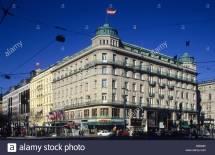 Karntnerstrasse Vienna Stock &