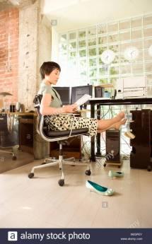Barefoot Office Women