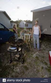 Trailer Park Child Stock &