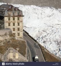 Hotel Belvedere Switzerland Stock &