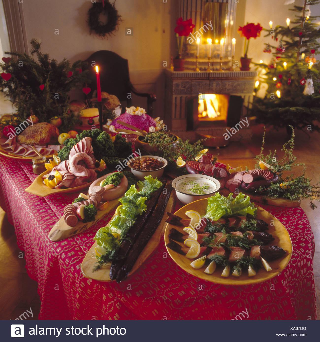 Christmas Decoration Food