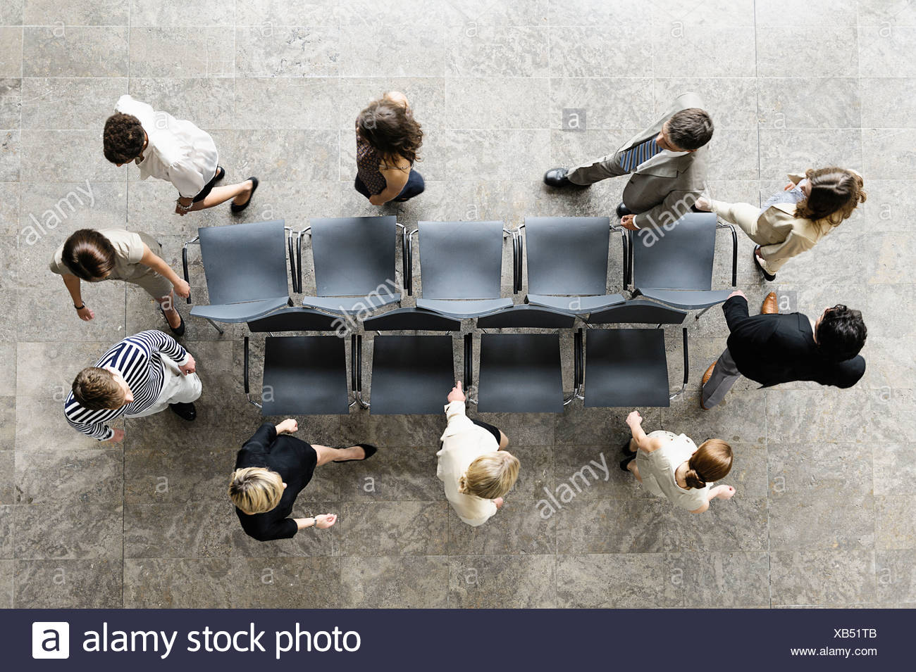 Music Chair Musical Chairs Game Stock Photos And Musical Chairs Game