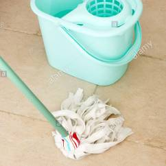 Used Kitchen Equipment Miami Sink Rugs Mop Bucket Stock Photos & Images - Alamy