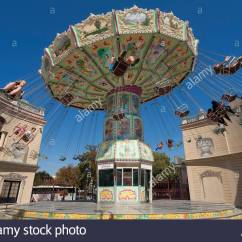 Chair Swing Vienna Toys R Us Chairs And Tables Wiener Prater Stock Photos Images