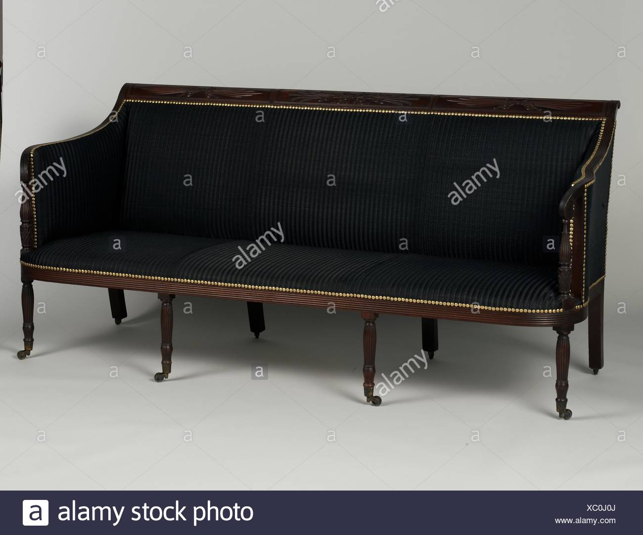 sofa maker living room red attributed to the workshop of duncan phyfe 1770 1854 date 1805 15 geography made in new york united states culture