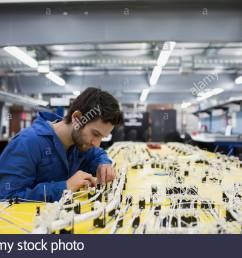wiring harness factory wiring diagram expert factory wiring harness color codes wiring harness factory [ 1300 x 956 Pixel ]