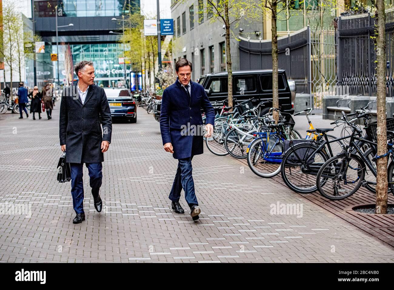 den haag niederlande april 2020