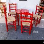 Handbemalte Stuhle Stockfotos Und Bilder Kaufen Alamy