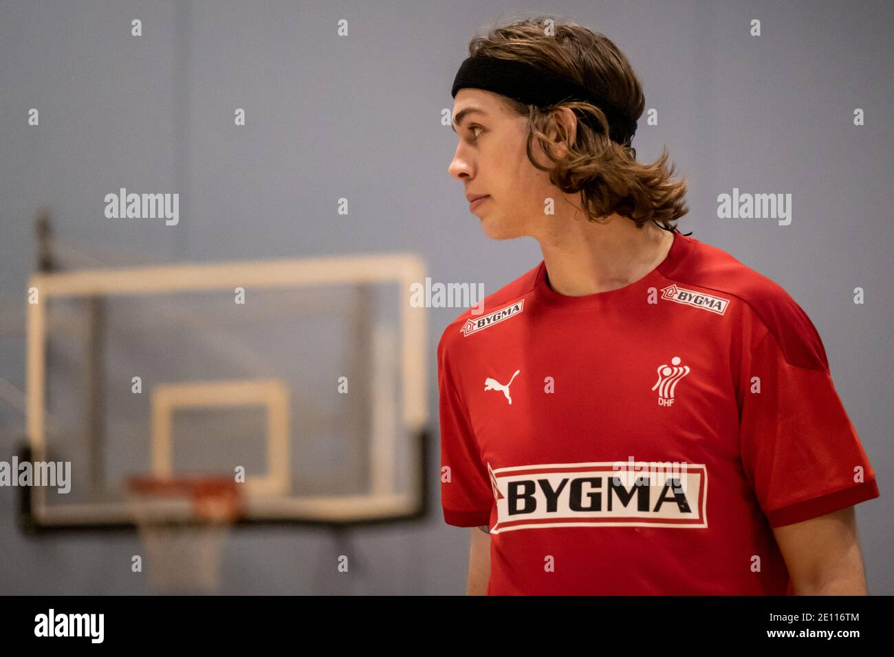 handball nationalmannschaft stockfotos