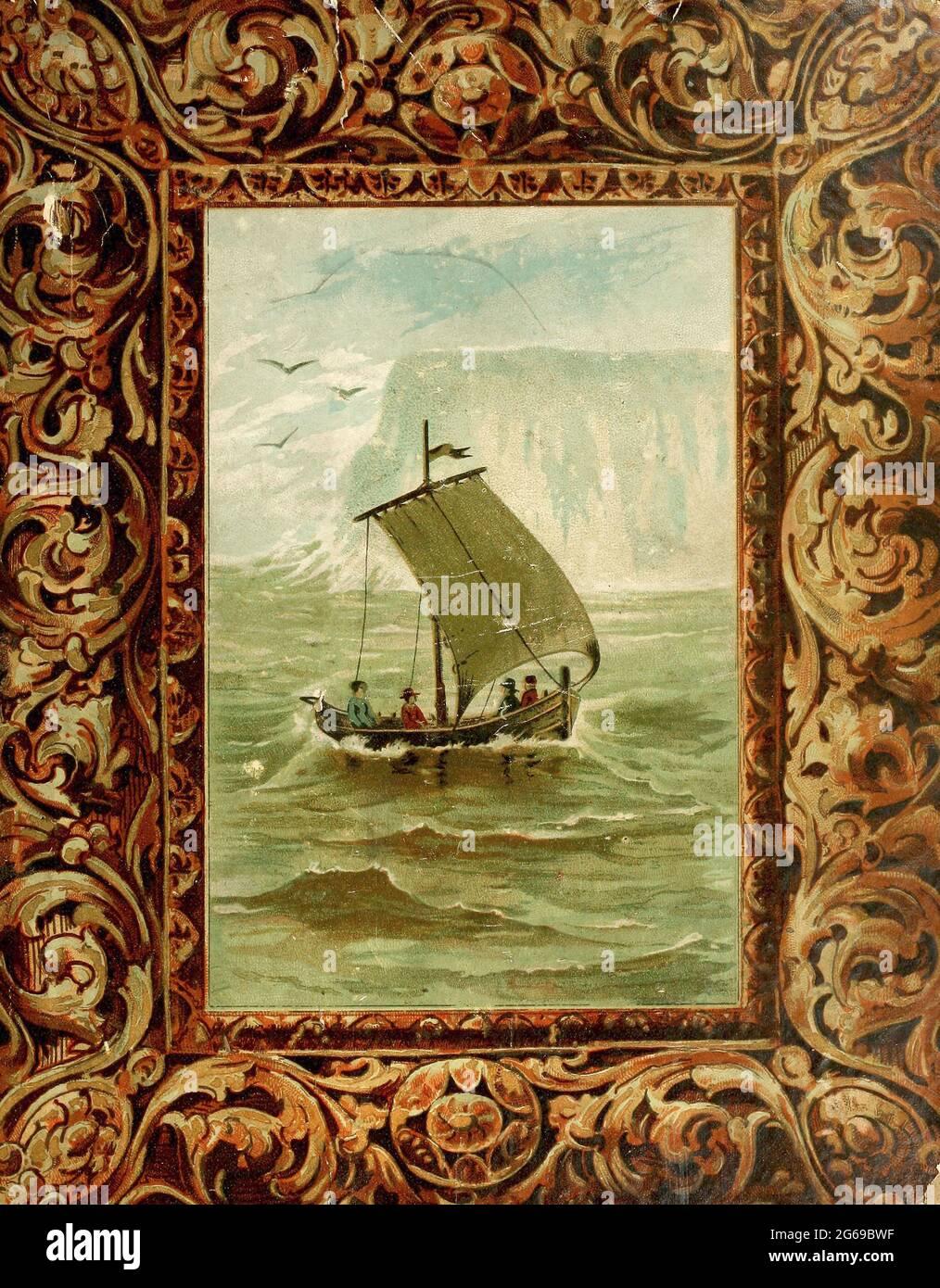 Quelle est la popularité de viking auto moto ecole? Historische Illustration Von 1885 Stockfotos Und Bilder Kaufen Alamy