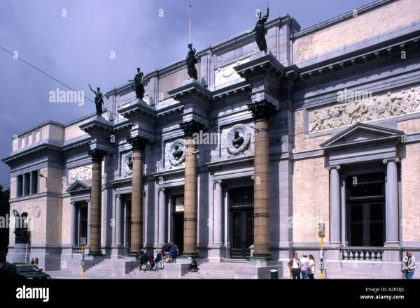 Royal Museum Of Fine Arts Stockfotos & Bilder - Alamy