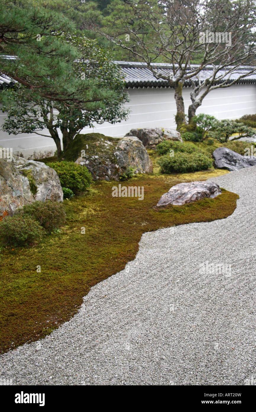 Zen Garten Kyoto Kyoto Zen Und Die Kunst Ein Blatt Ins Wasser Zu