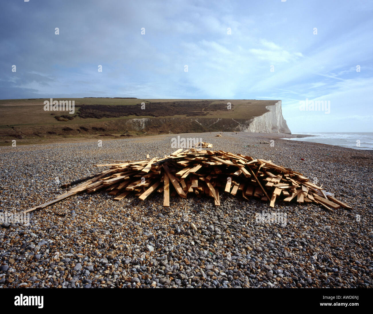 Der Magische Findhorn Garten Driftwood Uk Stockfotos And Driftwood Uk Bilder Alamy