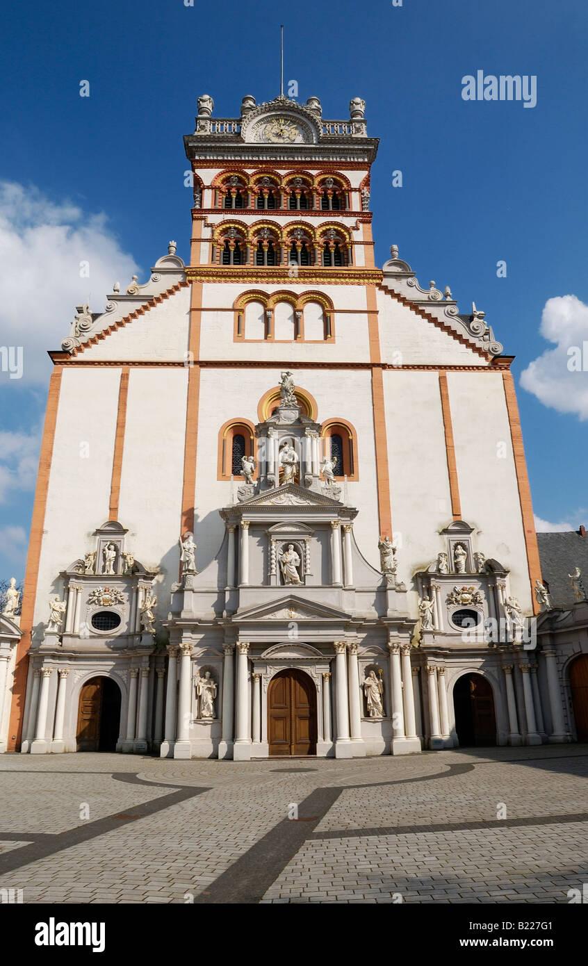 St Matthias Abbey Stockfotos  St Matthias Abbey Bilder