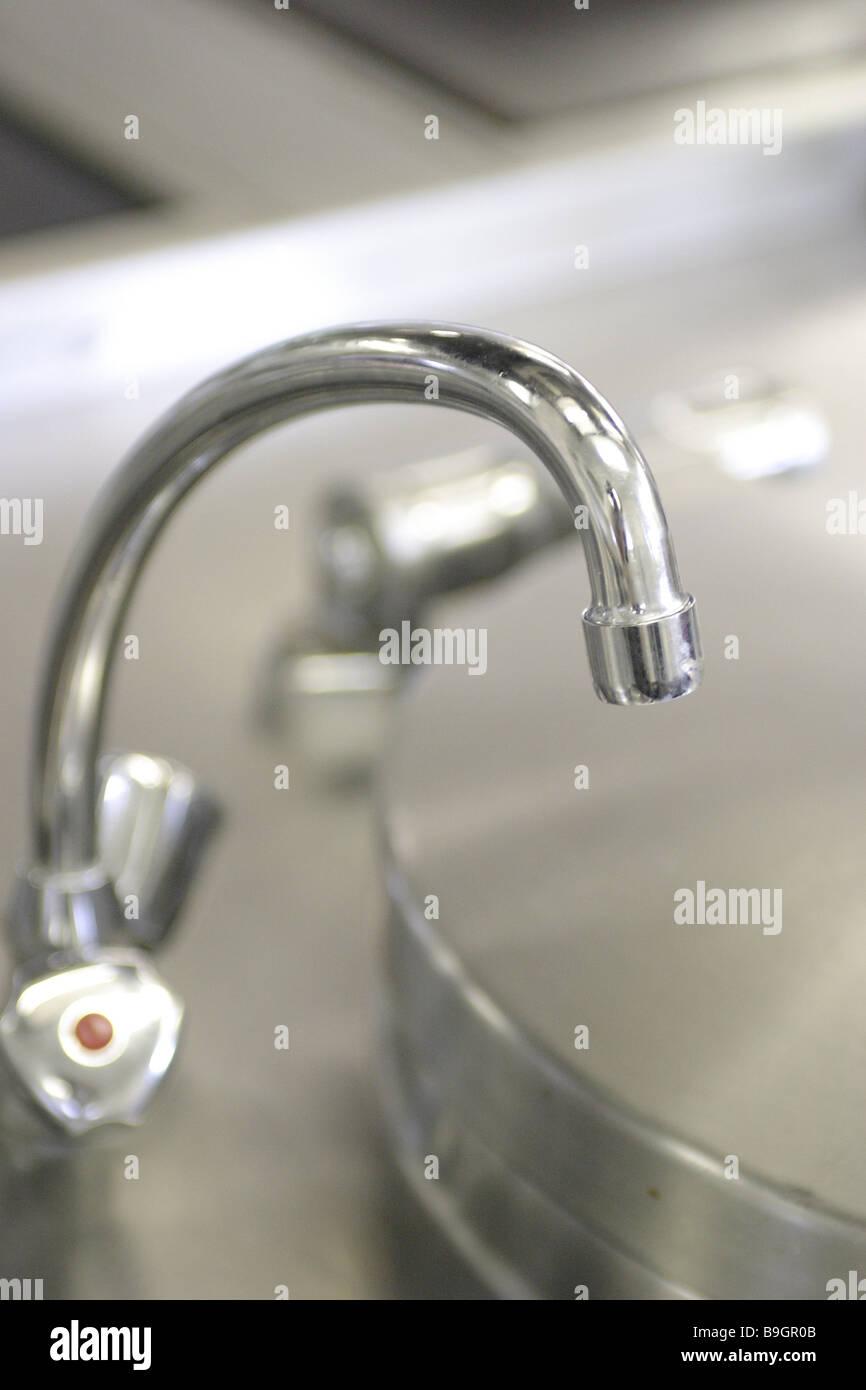 Kaltwasser Armatur Kuche Wasserhahn Messing Hahn