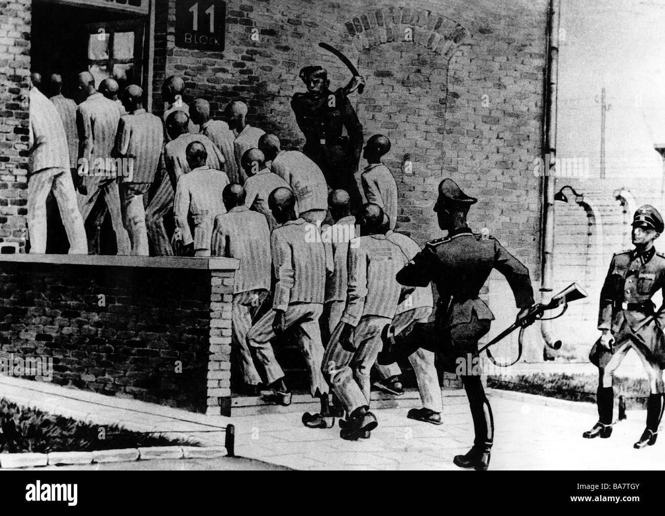 Nationalsozialismus / Nationalsozialismus, Verbrechen
