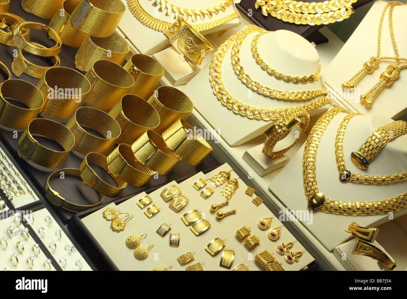 Goldschmuck Stockfotos  Goldschmuck Bilder  Alamy