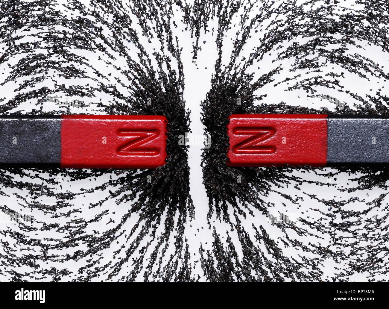 Magnetic Field Stockfotos Amp Magnetic Field Bilder