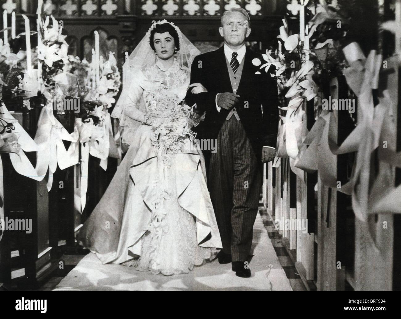 Vater der Braut 1950 MGM Film mit Elizabeth Taylor und